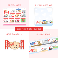 Around The World San Francisco Bundle