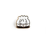 Hagao Potter Gold Enamel Pin