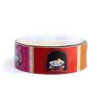 Sailor Steamie Scouts Washi (15mm)