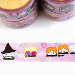 [BOOK 5] Hagao Potter & The Order Of The Phoenix Claw Washi (20mm)