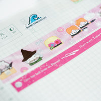 [BOOK 5] Hagao Potter - Washi (Set Of 2)