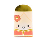 [DAY 6] Lunar New Year - Wonton Red Envelope (Gold Foil)