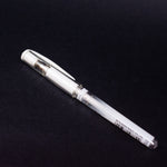 Uni-ball Signo Impact White Gel Pen 1.0mm (for writing on black sticker paper!)