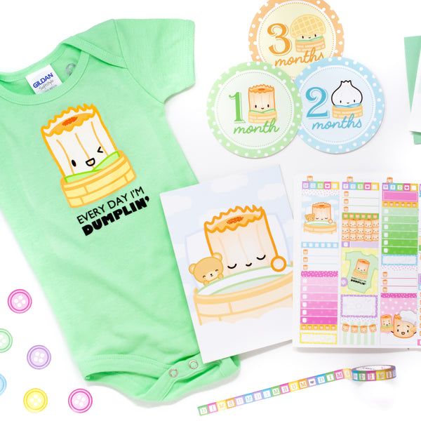 BUNdle Of Joy Gift Package - Baby Suey
