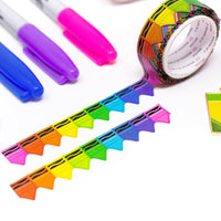Back To School - Crayons (Diecut - 15mm)
