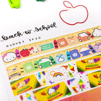 Back To School (Set Of 5)