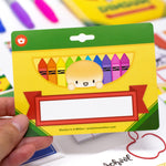 Back To School - Charlie Bao Nametag