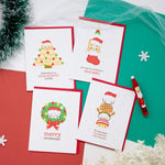 All I Want For Christmas (Set Of 8)