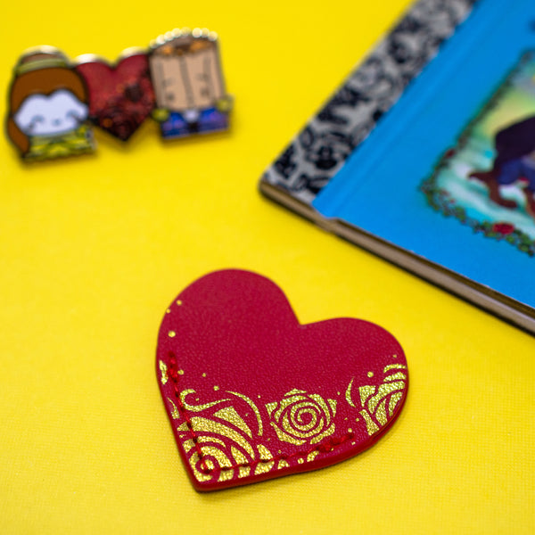 Steamie & The Beast - Belle's Bookmark