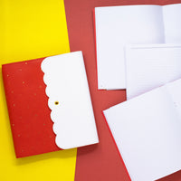 Lucky - Variety Notebooks - A5W (Set Of 3)