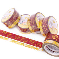Gryffindor House (Set Of 2)