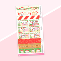 Washi Strips - (32) Christmas (2019)