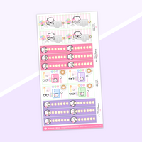 Washi Strips - (35) Functional Collection (2019) (Part 2 of 2)