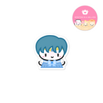 Sailor Mercury Diecut Sticker
