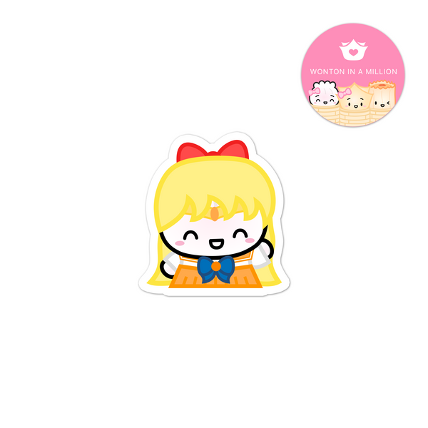 Sailor Venus Diecut Sticker
