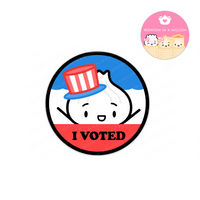 I Voted - Soupy [Freebie]