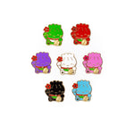 Maneki Neko - Magnets (Set Of 7)