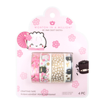 Michaels x Craft Smith x WIAM - Washi - Cherry Blossom (Set Of 4)