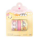 Michaels x Craft Smith x WIAM - Washi - Dimsum (Set Of 3)