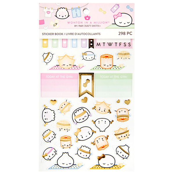 Stickers - Functional – Wonton In A Million – Home Of The