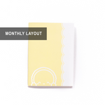 B6 - MONTHLY (Yellow - Dawn - 18 Months)
