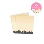 "Bubble Tea with Tapioca Boba 3x3"" Sticky Notes"