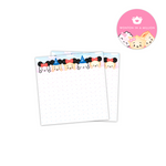 Happiest Dumplings On Earth - 3x3 Sticky Notes (25 sheets)