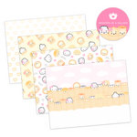 Dimsum Steam Team Paper Pack (3 Vellum, 1 Acetate)