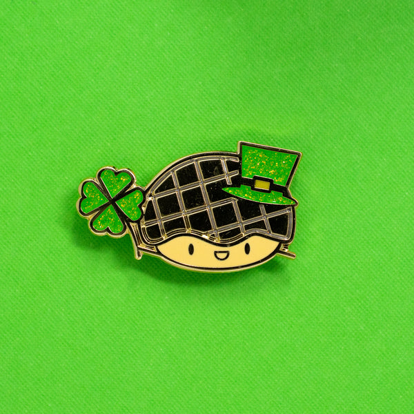 St Patrick's Day 2021 - Lucky Bob (Magnetic)