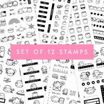 BUNDLE - Set Of 12 Stamp Sets (Save 15%+)