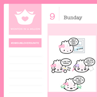 Planner Girl Moments Stickers