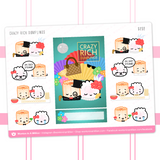 Crazy Rich Dumplings Stickers