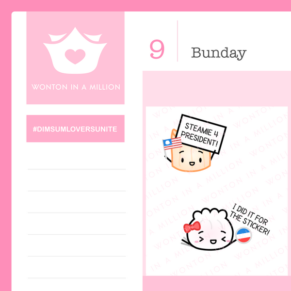 257 Summer I Story Planner Stickers