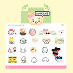 Jobelle's Favorite Stickers
