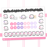 Bubble Tea - Icon Stickers