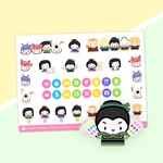 Mulan - Icon Stickers