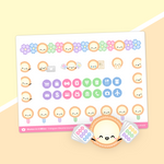 Dawn Tot - (a) Icon Stickers