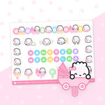 Baby Steamie - (A) Icons