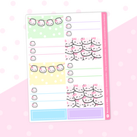 Baby Steamie - (I) Half Boxes - Checklists