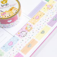 Birthday Collection 10mm Washi (Set Of 2)