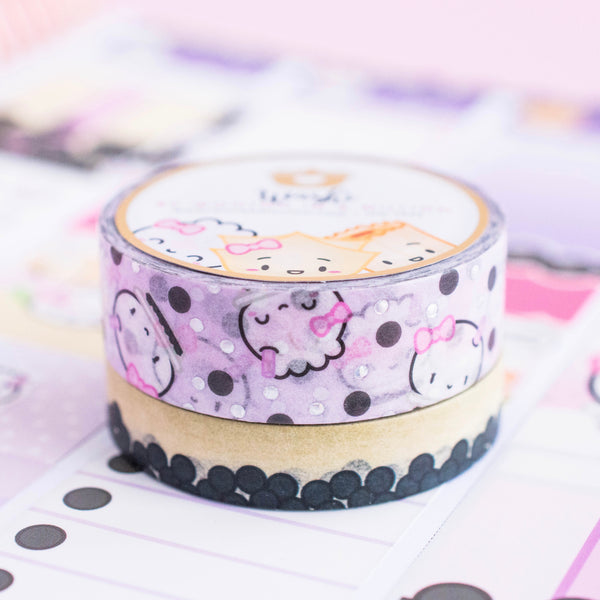 Bubble Tea Collection Washi (Set Of 2)