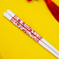 [DAY 8] Collectible Lucky Chopsticks (3 Pairs)