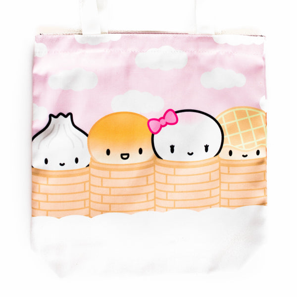 Dimsum In The Clouds Tote Bag