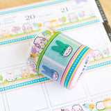 Springtime Collection Washi (Set Of 3)