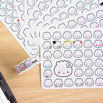 Steamie Emoji Bundle (Washi & Notecards)