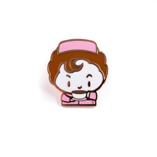 The Villains - Umbridge Enamel Pin