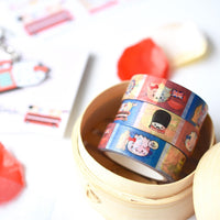 Around The World European Washi Collection (Set Of 3)