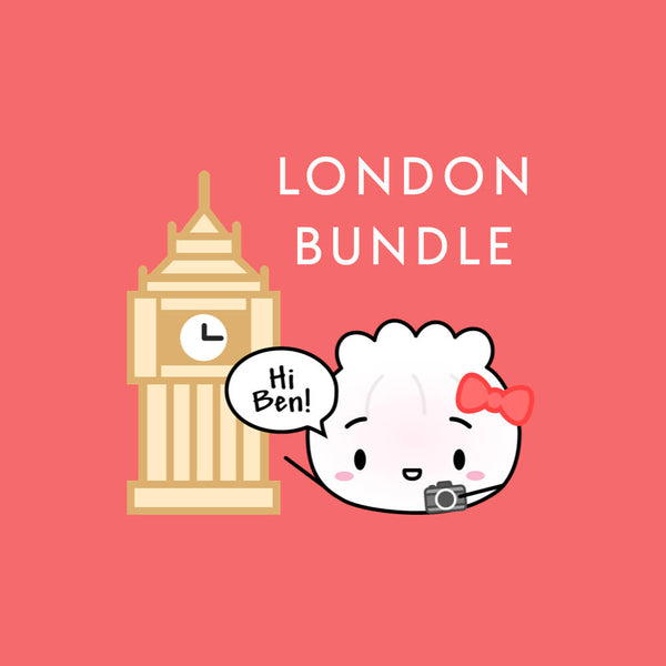 Around The World London Bundle