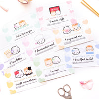 [DIGITAL PRINTABLES] Wonton Of Love Coupons (Set Of 8)