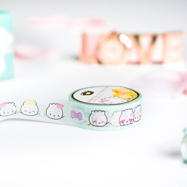 Wedding Bride Tribe Washi (15mm)